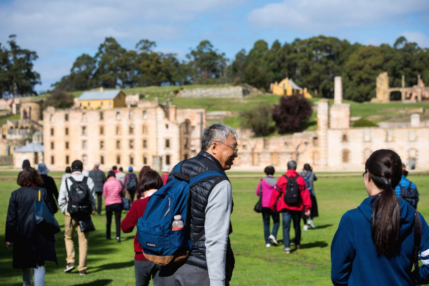 Port Arthur: Shuttle Express Round Trip From Hobart
