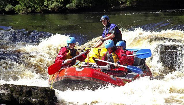 Rafting Tasmania