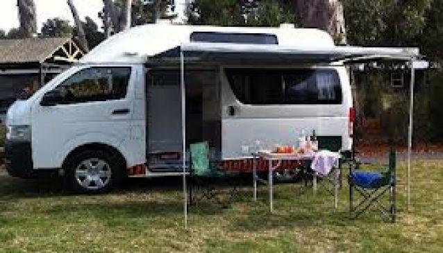 Tassie Motor Shacks Camper Rentals