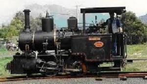 Wee Georgie Wood Steam Railway