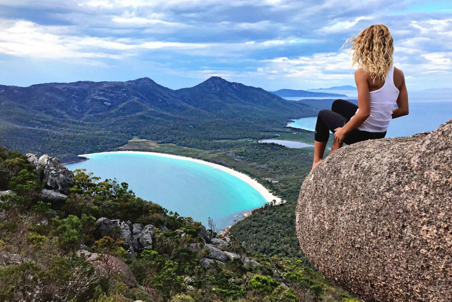 Wineglass Bay & Freycinet National Park Day Trip from Hobart