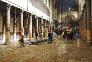 A Holy Christmas in Jerusalem & Bethlehem with Dinner