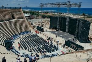 Caesarea, Haifa & Akko Day Trip from Tel Aviv