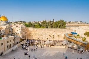 City of David & Underground Jerusalem Day Tour