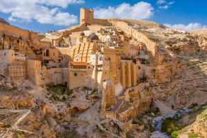 Day Trip to Bethlehem and Jericho from Tel Aviv
