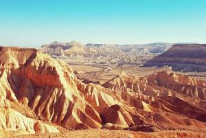 Dead Sea Visit & Desert Safari from Jerusalem or Tel Aviv