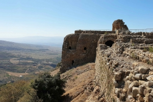 From Banias & Golan Heights Private Guided Tour