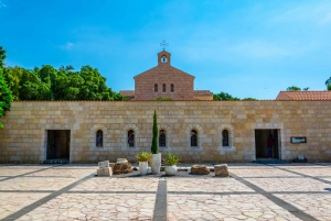 From Christian Galilee and Nazareth Day Trip