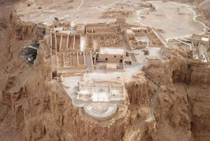 From Eilat: Ein Gedi and Masada Day Trip with Private Guide