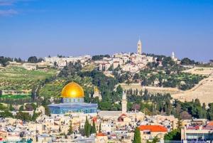 From Highlights of Jerusalem Biblical Trip