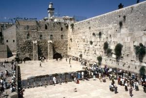 From Jerusalem & Bethlehem Small Group Day-Trip