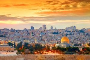 From Jerusalem, Dead Sea & Bethlehem Full-Day Tour