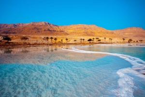 From Jerusalem/ Masada, Ein Gedi, Qumran & Dead Sea