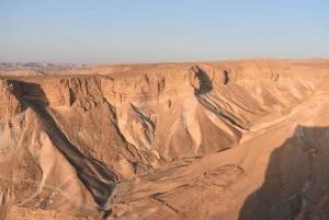 From Jerusalem: Masada Sunrise, Ein Gedi & Dead Sea Day Trip