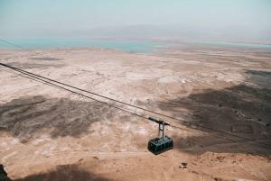 From Jerusalem/Tel Aviv: Masada, Ein Gedi, Qumran & Dead Sea