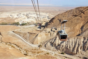 From Masada & Dead Sea Full Day Tour with Pick Up