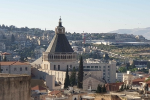From Nazareth, Galilee & the Sea of Galilee Tour