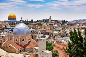 From Old Jerusalem Half-Day Tour