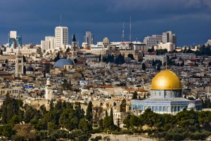 From Old & New Jerusalem Full-Day Small-Group Tour