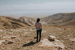 From Tel Aviv: Best of the West Bank Full-Day Tour