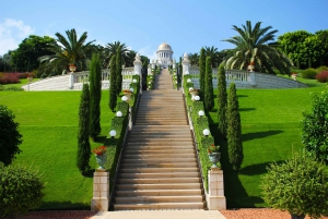 From Tel Aviv: Caesarea, Haifa, Acre and Rosh Hanikra Tour
