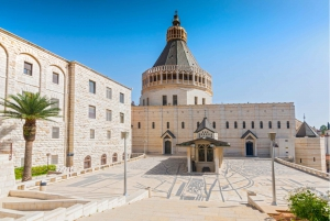 From Tel Aviv: Christian Galilee and Nazareth Day Trip