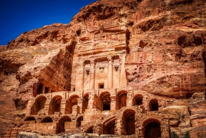 From Tel Aviv: Full-Day Trip to Petra with Roundtrip Flights