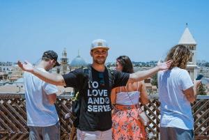 From Tel Aviv: Highlights of Jerusalem Biblical Trip