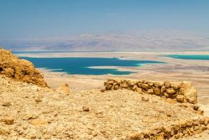 From Tel Aviv: Highlights of Jerusalem & the Dead Sea Tour