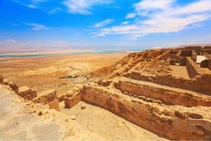 From Tel Aviv: Jericho, Jordan River, and the Dead Sea
