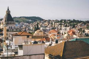 From Tel Aviv/Jerusalem: 3-Day Nazareth & Galilee Tour