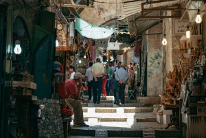 From Tel Aviv: Jerusalem & Bethlehem Small Group Day-Trip