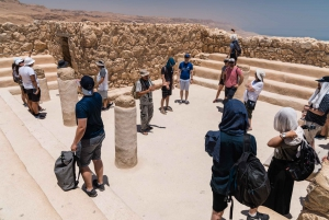 From Tel Aviv: Masada & Dead Sea Full Day Tour with Pick Up