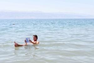 From Tel Aviv: Masada Sunrise, Ein Gedi and Dead Sea Tour