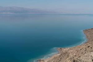 From Tel Aviv: Masada & the Dead Sea Small Group Day Trip