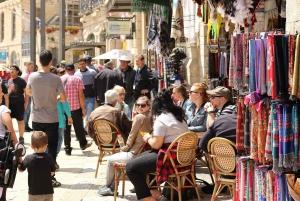 From Tel Aviv: Old Jerusalem Half-Day Tour