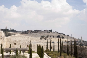 From Tel Aviv: Old & New Jerusalem Full-Day Small-Group Tour