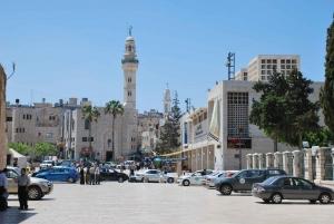 From Tel Aviv or Jerusalem: Full-Day Bethlehem & Jericho