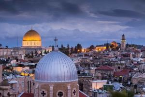 Full-Day Tour of Jerusalem with Bethlehem or Dead Sea Option