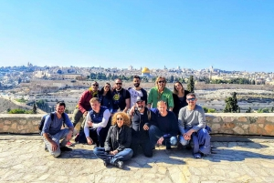 Historic Jerusalem with a Dutch Speaking Guide