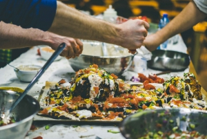 Israeli Cooking Workshop