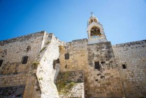 Jericho: Half-Day Tour from Netanya, Herzliya and Tel Aviv
