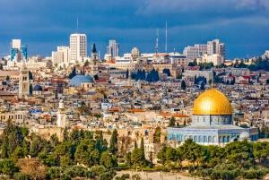 Jerusalem and Bethlehem: Full-Day Trip from Tel Aviv