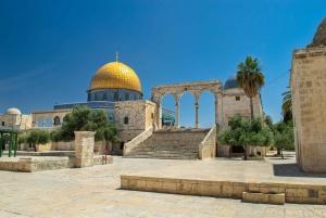Jerusalem & Bethlehem Full Day Tour from Tel Aviv