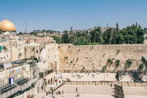 Jerusalem: Guided Day Tour from Tel Aviv