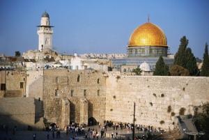 Jerusalem: Half-Day Tour from Tel Aviv