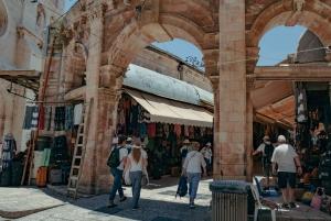 Jerusalem Old City & Dead Sea Full-Day Tour from Tel Aviv