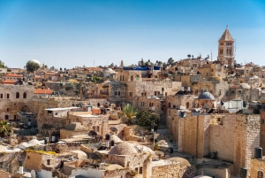Jerusalem Old & New City Tour from Tel Aviv