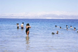 Masada & Dead Sea: Small Group Tour from Tel Aviv