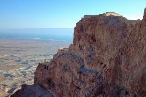 Masada, Ein Gedi & Dead Sea Day Trip: from Jerusalem